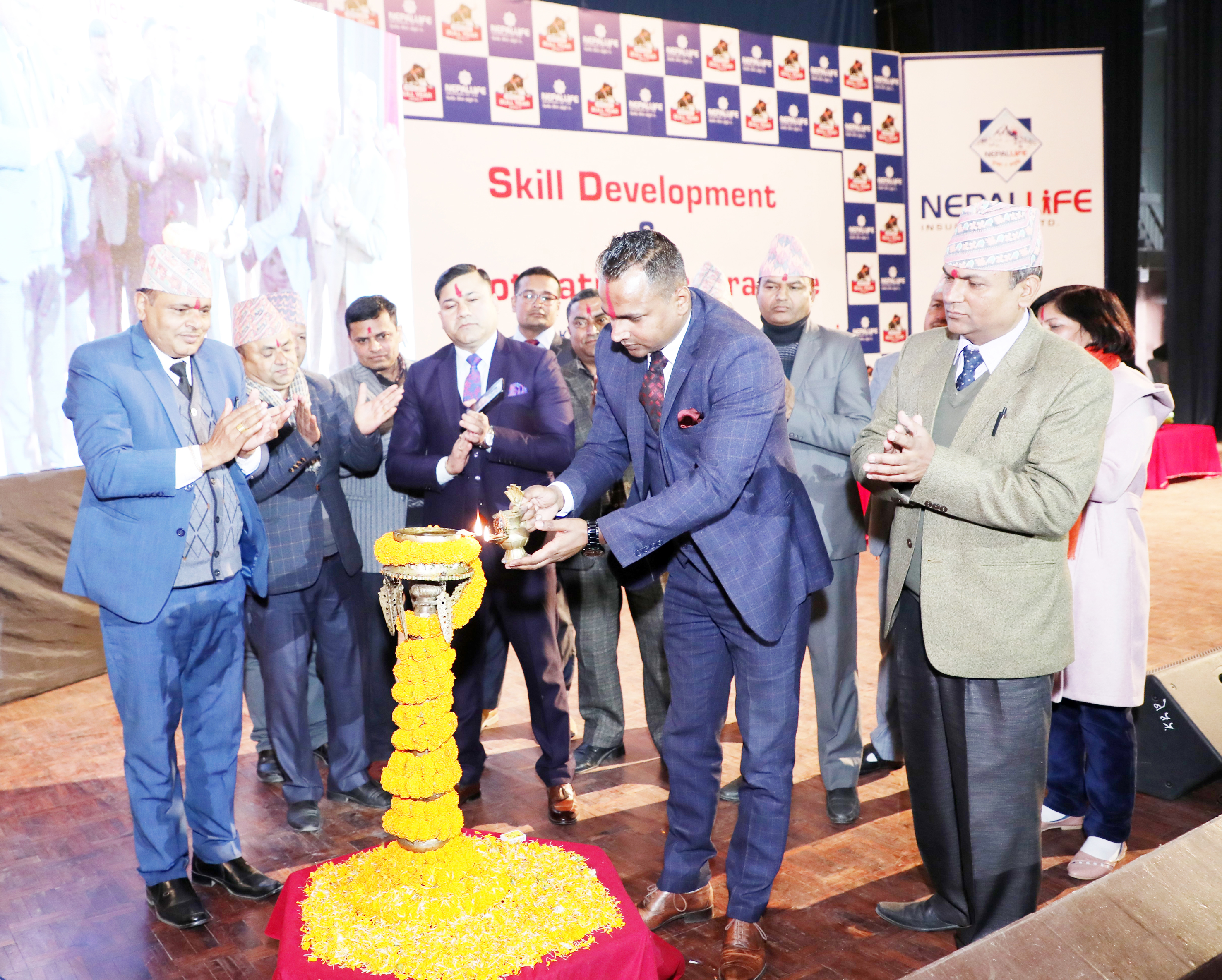 Skill Development and Motivation Programme at Academy Hall