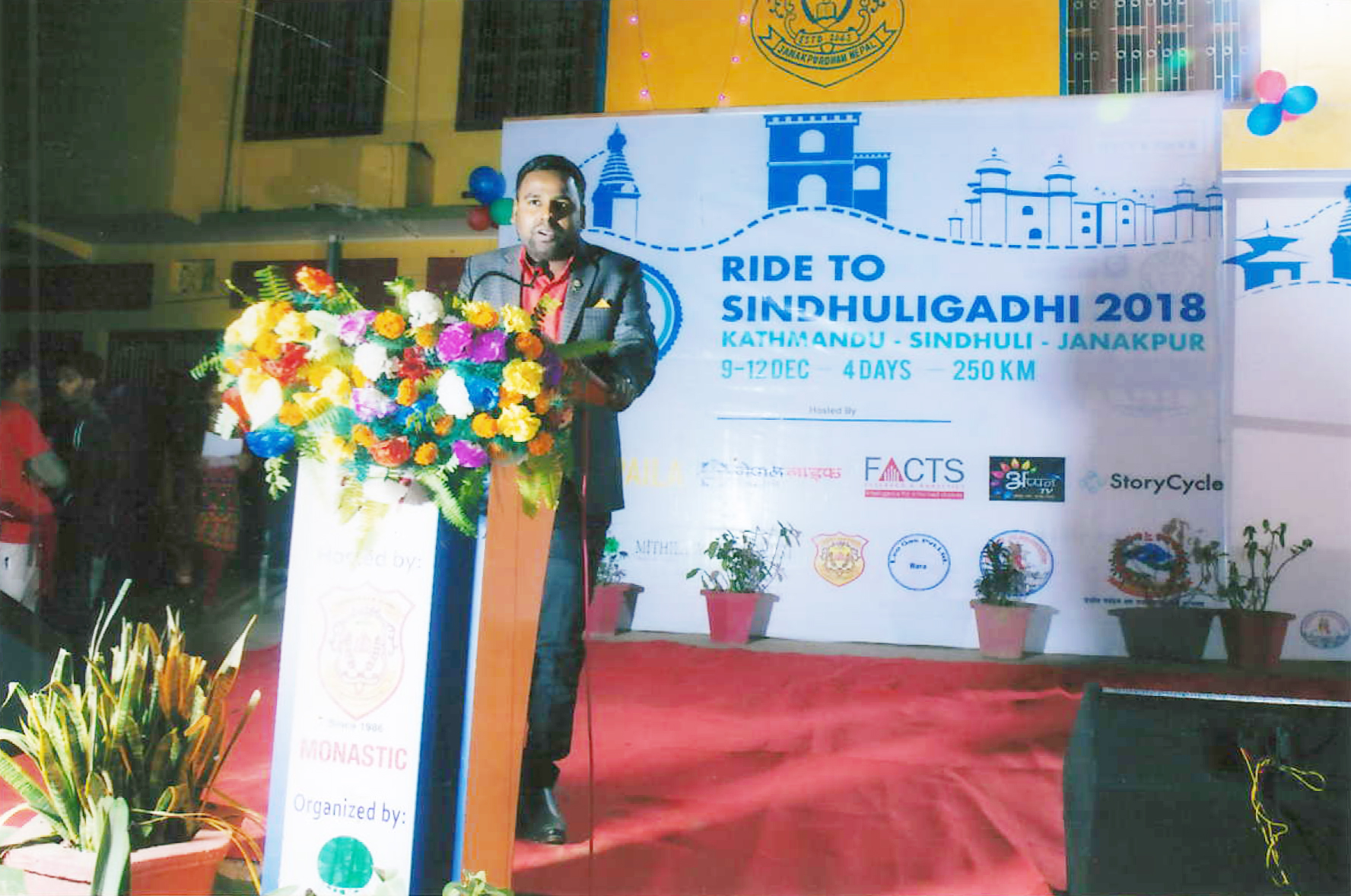 Sano Paila – Ride to Sindhuligadhi